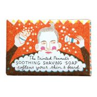 The Printed Peanut 'Shaving' Soap Bar